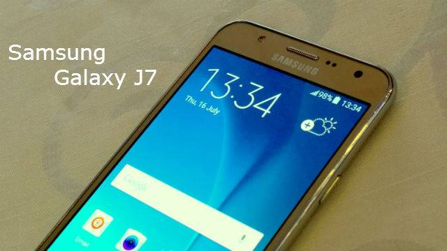 Complete Overview Of Samsung Galaxy J7